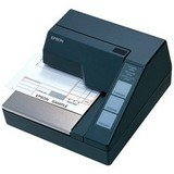 Epson C31C163292 TM-U295 Slip Printer Serial Interface Impact Slip Printer - Requires PS-180 - Color Dark Grey by Epson