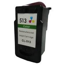 Canon CL-513 - Cartucho de tinta de color reciclado para ...