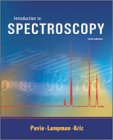 Introduction To Spectroscopy  A Guide For Students Of Organic Chemistry  Saunders Golden Sunburst Series