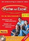 Mathe mit Excel für die Sekundarstufe II, m. CD-ROM