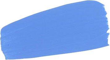 2 Oz Heavy Body Acrylic Color Paints Color: Light Ultramarine Blue ()