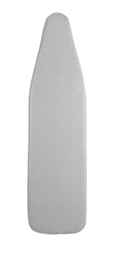 Epica Silicone Coated Ironing Board Cover- Resists Scorching and Staining - (Best Ironing Board Extra Large)