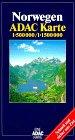 ADAC Karte, Norwegen