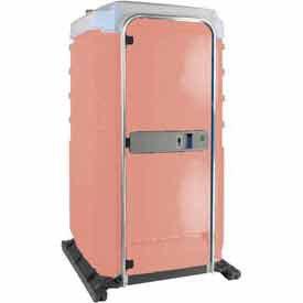 PolyJohn FS3-1012, Fleet Portable Restroom, Pink