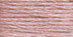 DMC 117-778 Six Strand Embroidery Cotton Floss, Very Light Antique Mauve, 8.7-Yard (Antique Dmc Floss)