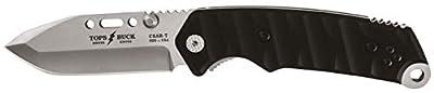 Buck Knives 0095BKSTP TOPS/Buck CSAR-T Tactical Folding Knife with M.O.L.L.E Compatible Sheath