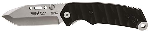 Buck Knives 0095BKSTP TOPS/Buck CSAR-T Tactical Folding Knife with M.O.L.L.E Compatible Sheath