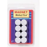 """Dowling Magnets 735007 Adhesive Magnet Dots, 5.5"""" Height, 1"""" Width, 3.5"""" Length (Pack of 100)"""