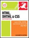 Html, Xhtml & Css - Visual Quickstart Guide - Sixth Edition