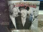 THE THREE STOOGES Larry / Mo / Curly 2011 16-MONTH CALENDAR -