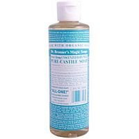 Dr Bronners Magic Soap All One Csba04 4 Oz Baby Mild 18 In 1 Dr. Bronner'S Liquid Soap