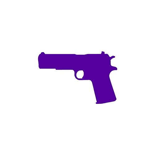 """M1917 Automatic Pistol - Vinyl Decal Sticker - 17"""" for sale  Delivered anywhere in USA"""