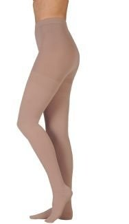 Juzo 3512ATFFOC00 I Dynamic 30-40 mmHg Full Foot Pantyhose Body Form with Open Crotch - Seasonal44; I - Extra Small by Juzo