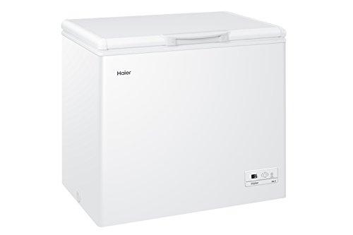Haier HCE233S Independiente Cajón 233L A++ Blanco – Congelador (Baúl, 233 L, 22 kg/24h, SN-T, A++, Blanco)