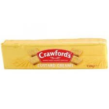 - Crawfords Custard Creams 5.29 Oz (Pack of 2)
