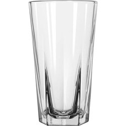 Libbey 15477 16 Ounce Duratuff Inverness Cooler Glass (15477LIB) Category: Iced Tea and Soda Glasses