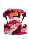 Comfort Harness Pink/Camo 10-14 lbs