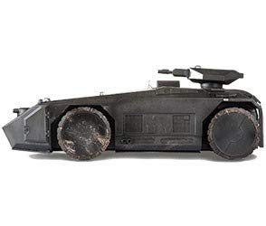 Hiya Toys Aliens: Colonial Marines: Armored Personnel Carrier 1: 18 Scale Vehicle