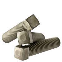 1//2 Inch-13X5 1//2 Inch Oval Point Square Head Set Screw 50//Pkg. Case Hardened