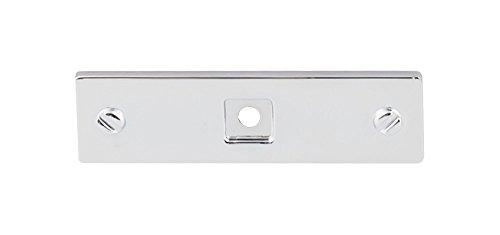 Chrome Knob Backplates - Top Knobs TK741PC Barrington Collection 3