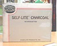 Self Light Charcoal For Church C01-001