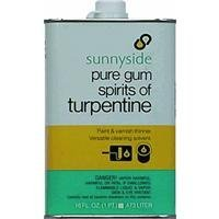 SUNNYSIDE CORPORATION 87016 1 Pint Pure Gum Spirits by SUNNYSIDE CORPORATION
