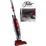 Rechargeable Electric Broom - Fuller Brush Spiffy Maid Bagless Broom Vacuum Cleaner