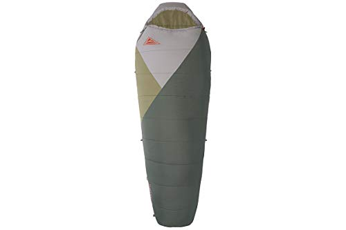 Kelty Stardust 30 Degree Sleeping Bag, Regular - Mummy Style, ThermaPro Max Insulated Sleeping Bag for Camping, Festivals & More - Stuff Sack Included
