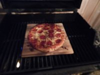 14 X 16 X 1 Rectangle Industrial Pizza Stone by California Pizza Stones (Image #2)