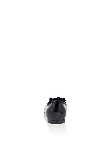 Laslolas Vrouwen Ls0495 Zwarte Ballerinas