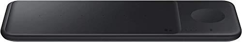 Samsung EP-P6300 – Cargador Inalámbrico Trio, Negro