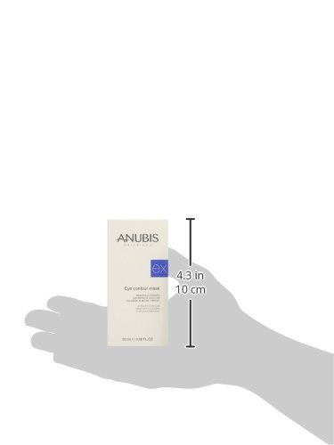 Amazon.com : ANUBIS Barcelona Lifting Eye Contour Mask with Collagen, Elastin and Menthol .68oz (20ml) : Facial Masks : Beauty