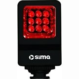 Sima SL-10IR Infrared Night Vision Video Light for Digital Camcorders