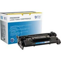 (Elite Image Remanufactured Toner Cartridge - Alternative for HP 87A (CF287A) - Black - Laser - 9000 Pages - 1 Each )