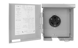 Connecticut Electric Ps-13-hr Power Outlet Panel, 30 Amp