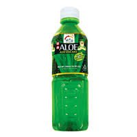 Haioreum Aloe Vera Drink Net Wt. 500 Ml (16.9 Fl Oz) 4 Bottles