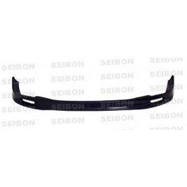 Sp Carbon Fiber Front Lip - SEIBON 98-00 Accord Carbon Fiber Front Lip Spoiler SP