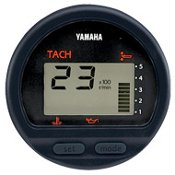 Price comparison product image Yamaha Outboard OEM Multi-Function Gauge Tach Tachometer 6Y5-8350T-83-00