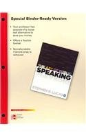 Download Looseleaf for The Art of Public Speaking 11th (eleventh) Edition by Lucas, Stephen published by McGr by (Loose Leaf).pdf