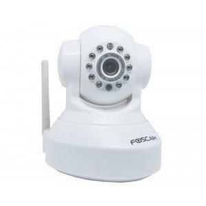 Foscam - Cámara de vigilancia IP FI8918W motorizado (target=2.8mm) para el
