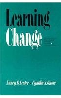 Learning Change by Lester Nancy Onore Cynthia S (1990-01-01) Paperback