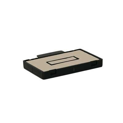 Stamps By SPC // Ideal/Trodat 6500 2-COLOR Replacement Pad // BLUE TEXT-RED DATE // Perfect For All Ideal/Trodat 6500 2-COLOR Self-Inking Stamps! - Extend Stamp Life Or Change Ink Color!