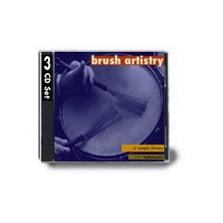 Brush Artistry (Audio, REX, WAV, Acid)