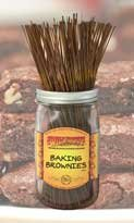 Wild Berry Incense Inc. Baking Brownies Incense-15 Sticks (Brownies Cocoa Baking)