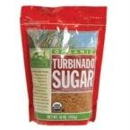 Woodstock Organic Turbinado Sugar, 16 oz