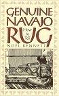 Genuine Navajo Rug, Noel Bennett, 0865410542