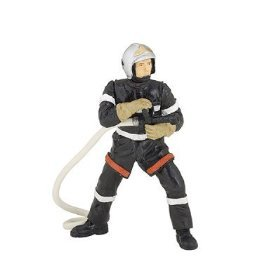 Fireman with Hose ()