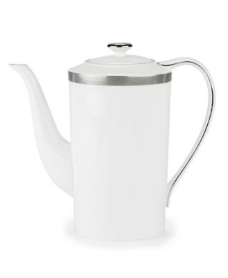Platinum Coffee Pot - Lauren Ralph Lauren Hewitt Platinum Coffee Pot Server