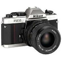 Nikon FM-10 SLR Camera with 35-70mm f/3.5-4.8 Zoom Lens