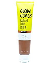 (Bath and Body Works Active \ Skincare GLOW GOALS Radiant Body Lotion 5.6fl.oz)